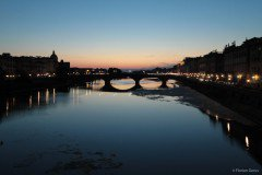 Sunset, Florence