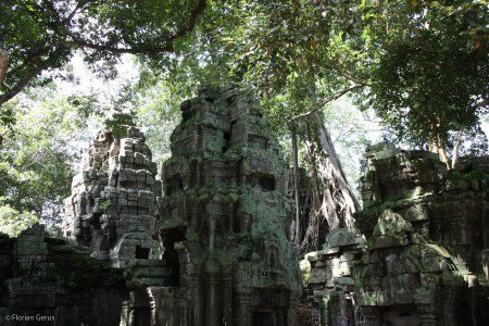 Preah Khan, Cambodge