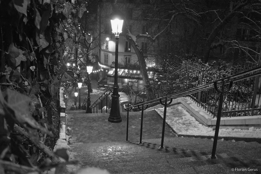 Extrêmement Photographies de Paris - Florian Gerus RW04