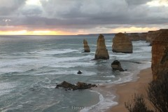 Twelve Apostles, on the Great Ocean Road